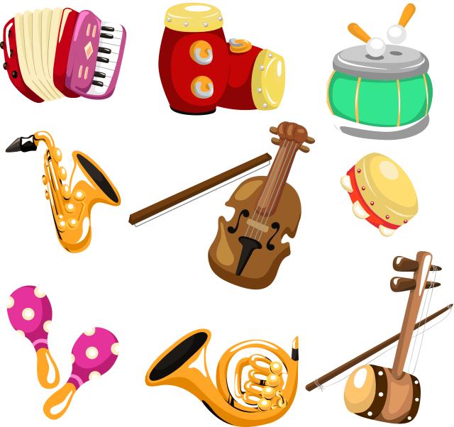 musika instrumentuak txikia