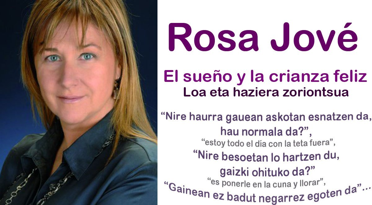 Photo of Rosa Jové 15 sarreren zozketa