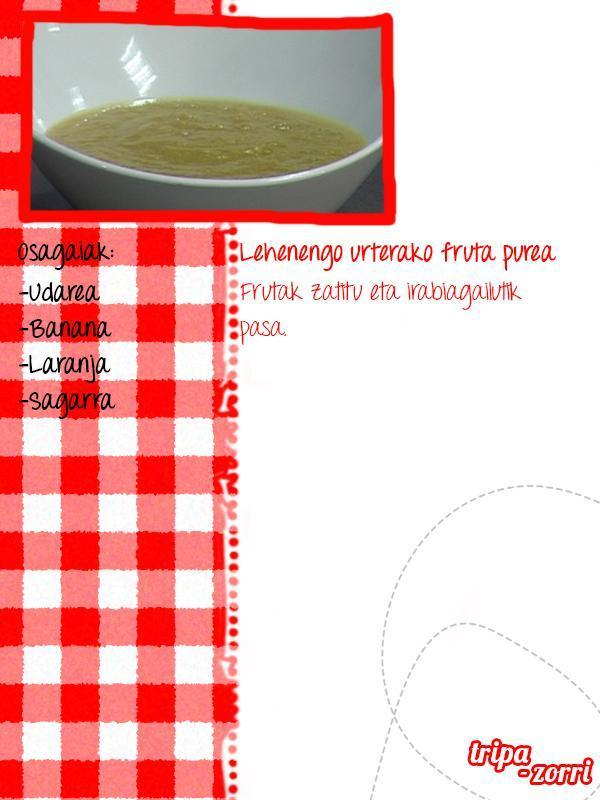 Photo of I. programa Tripa-Zorri: recetas