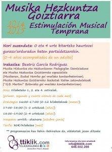 musika-goiztiarra