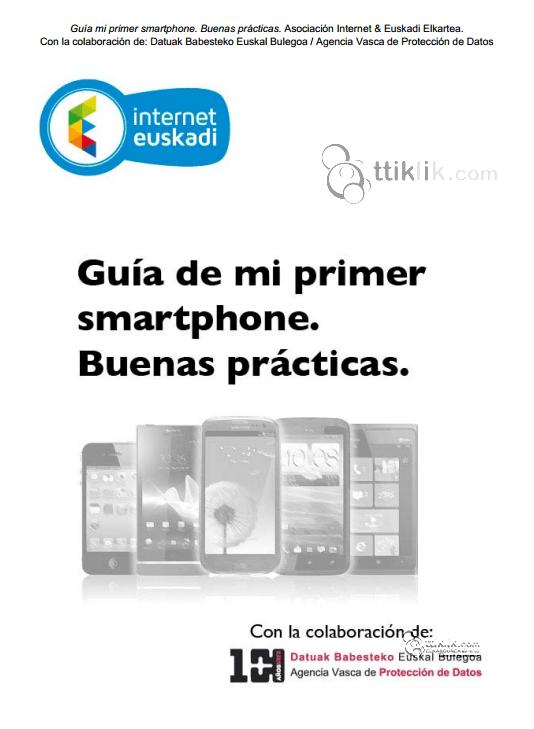Photo of Guía para el uso de smartphones entre menores (Internet & Euskadi)