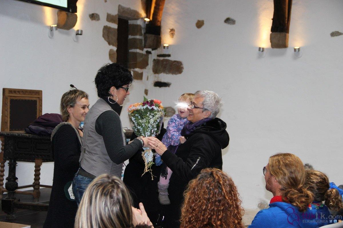 Photo of Mari Karmen Odriozolaren gutuna, 2014ko irabazlea #gurasoeigutuna