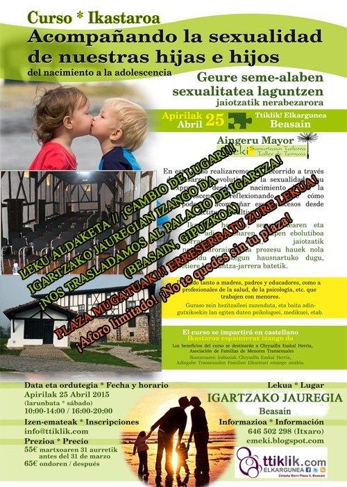 Photo of CAMBIO DE LUGAR: Acompañando la sexualidad de nuestras hijas e hijos