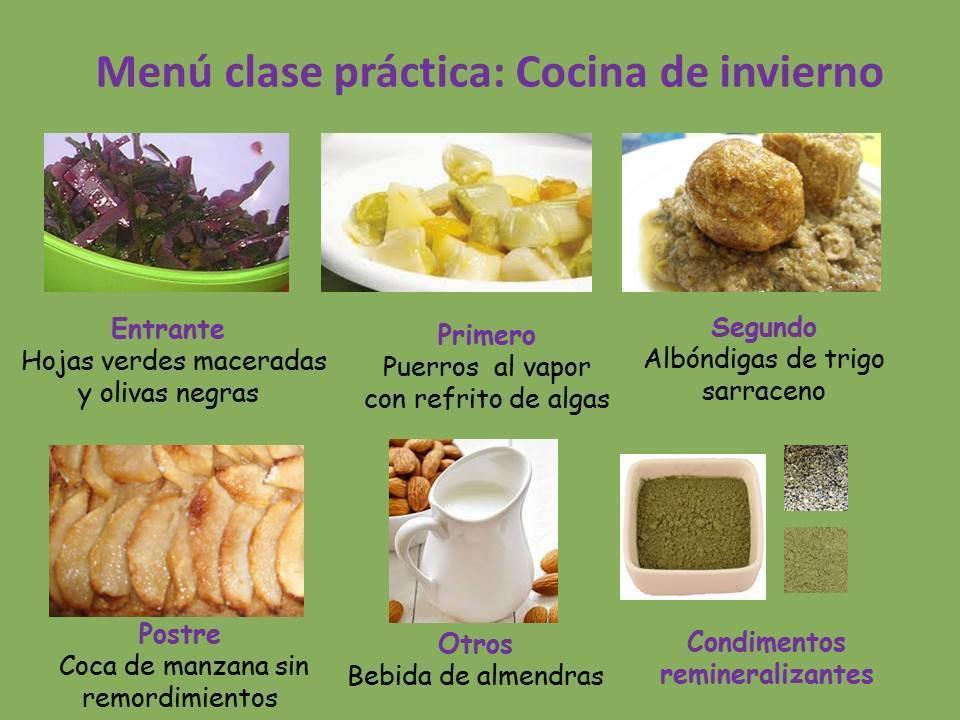 Photo of ENERO: Cocina sana para sentirse bien. Remineralizar: Huesos fuertes (médula, cerebro, riñones, piel, uñas, pelo)