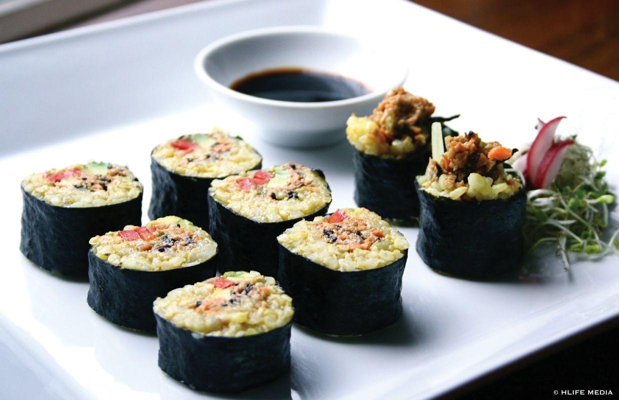 Photo of CENAS TTiKLiK!: 18 de junio, cocina japonesa. MENU