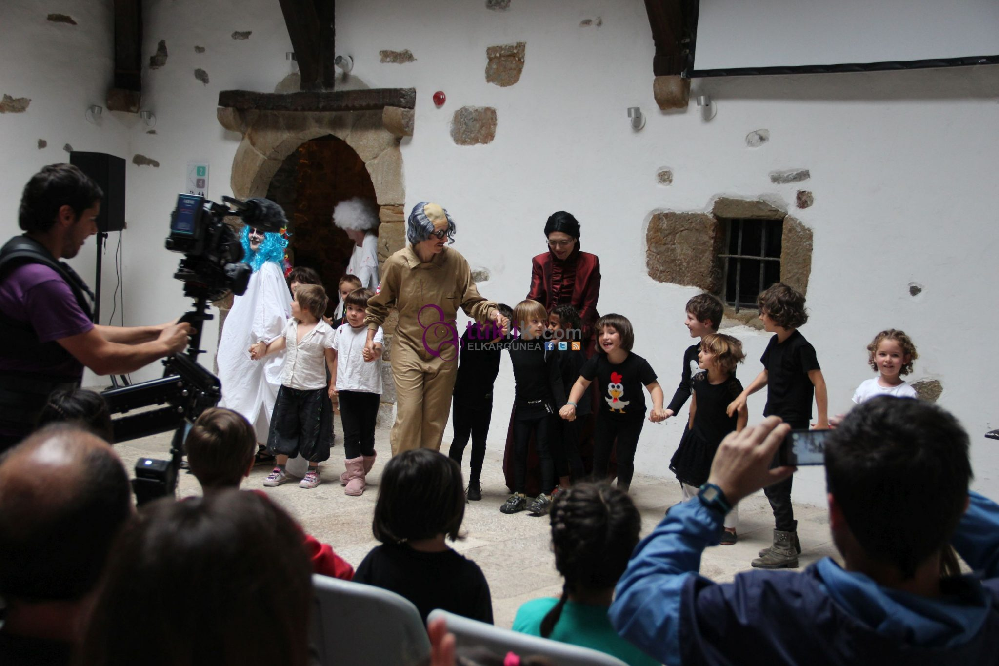 Photo of La importancia del teatro y la inteligencia emocional infantil