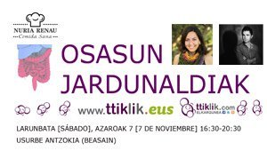 Photo of JORNADAS TTIKLIK – DOSSIER