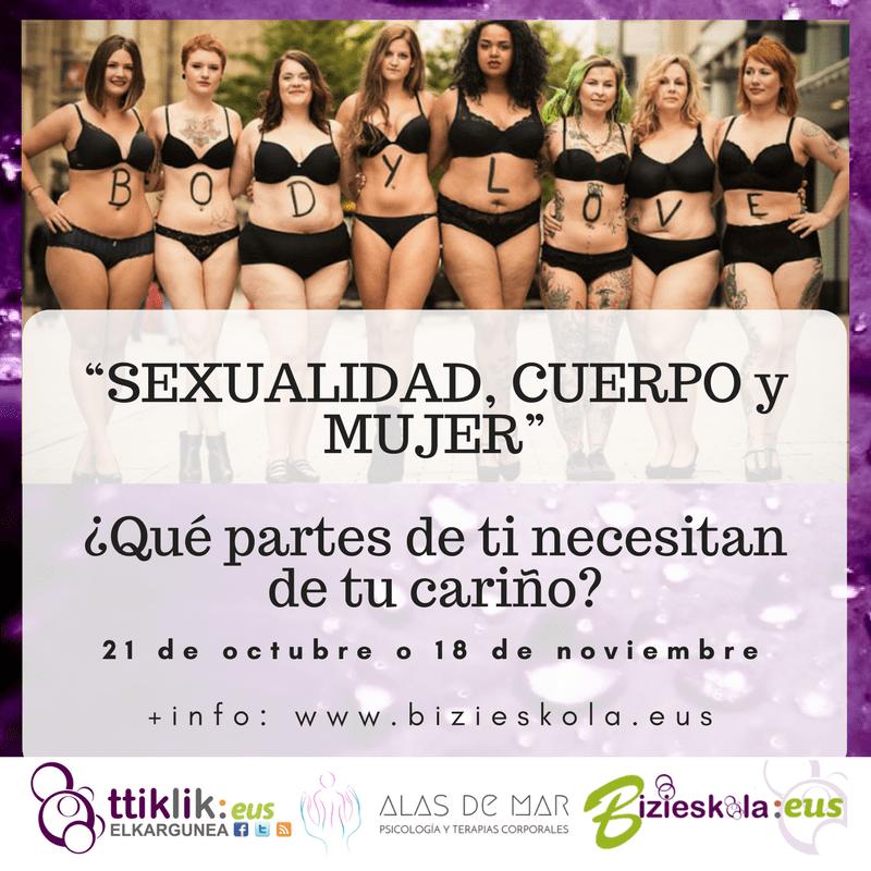 """Photo of 18 de noviembre. """"SEXUALIDAD, CUERPO y MUJER"""""""