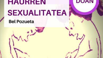 """Photo of [DONOSTIA-DOAN] """"Haurren Sexualitatea"""" hitzaldia"""