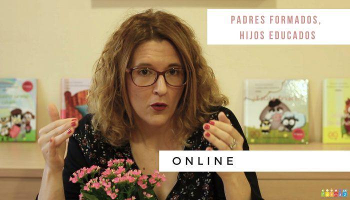 """CURSO ONLINE LIBRO """"PADRES FORMADOS, HIJOS EDUCADOS"""""""